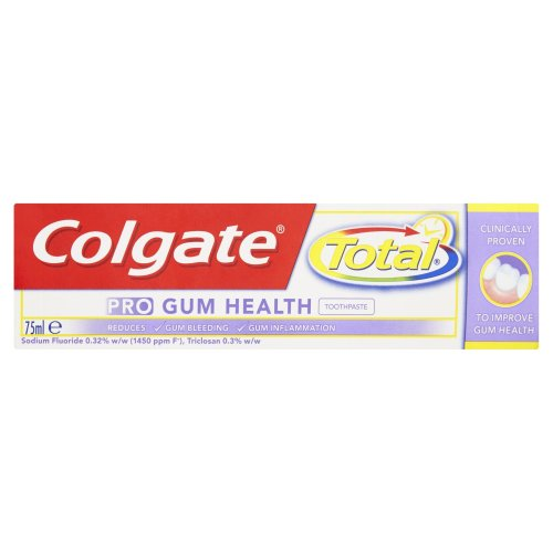 Colgate Total Pro Gum Health Toothpaste, 75 ml