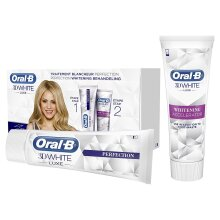 Oral-B 3D White Treatement Toothpaste and Whitening Accelerator
