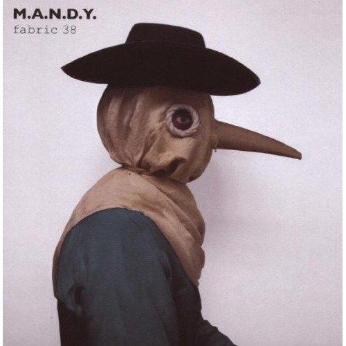 Mandy - Fabric 38 [CD]
