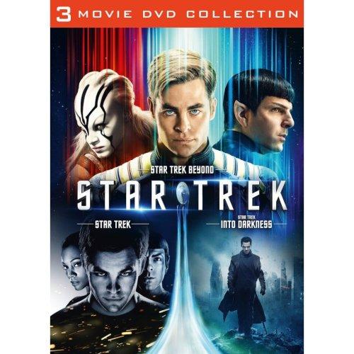 Star Trek / Star Trek Darkness / Star Trek Beyond DVD [2016]