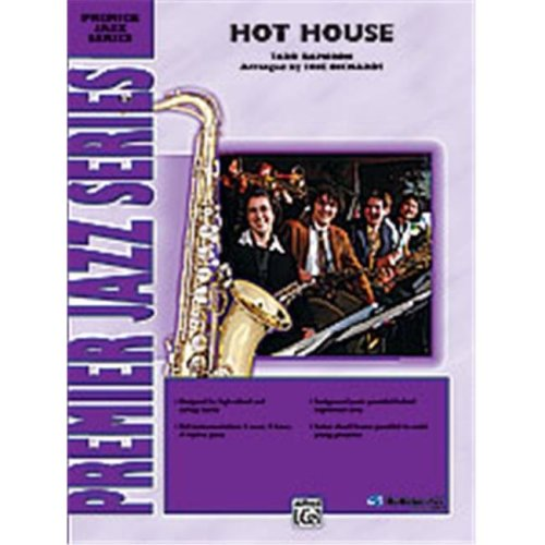 Alfred 00-29803 HOT HOUSE-JPJ
