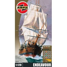 Airfix A50047 Endeavour Bark And Captain Cook 250Th Anniversary