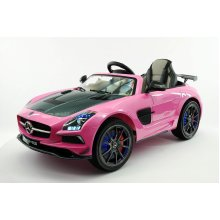 2018 Mercedes SLS AMG 12V Battery Powered Motorized Ride on Toy Car
