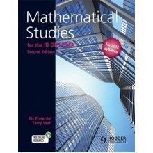 Mathematical Studies for the IB Diploma (International Baccalaureate Diploma)