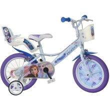 "Disney Frozen 2 14"" Dino Bike"