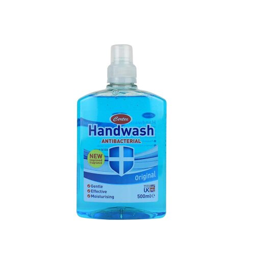 Arctic Hayes Certex Anti-Bacterial Handwash 500 ml - could not open link