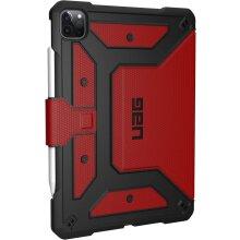 """Urban Armor Gear Metropolis Case for iPad Pro 12.9"""" (4th Gen, Magma)"""