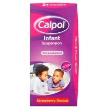 Calpol Infant 2 Months + Paracetamol 100 ml
