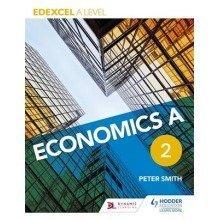 Edexcel a Level Economics: Book 2