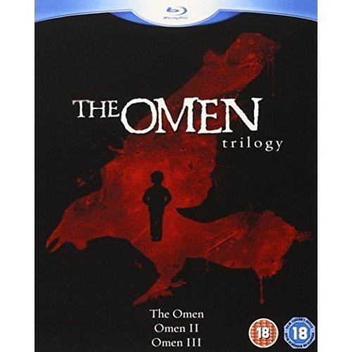 The Omen Trilogy - The Omen / Omen 2 / Omen 3 - The Final Conflict Blu-Ray [2008]