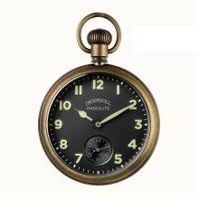 Ingersoll 1892 The Trenton Radiolite Pocket Watch I04901 Limited Edition