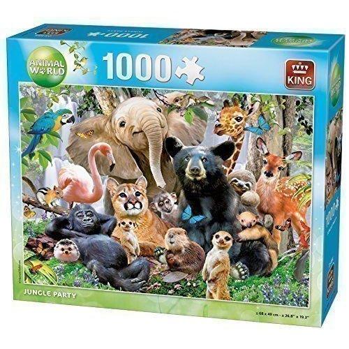 Jungle Party 1000 Piece