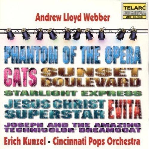 Ir Andrew Lloyd Webber - Music of Andrew Lloyd Webber [CD]
