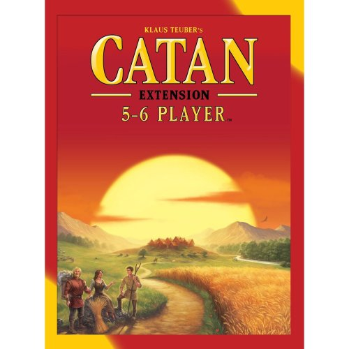 Catan Extension for 5-6 Players | Board Game