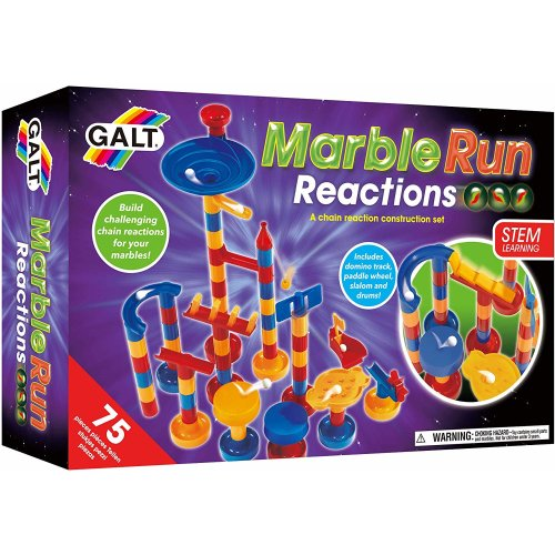 Galt Toys Marble Run Reactions 75 Pieces