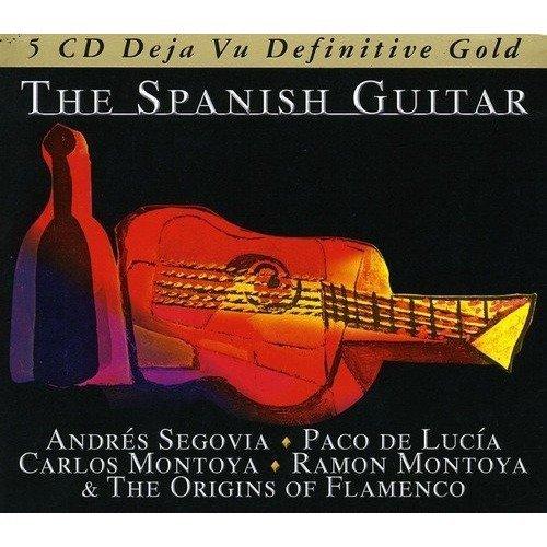 Spanish Guitar the - the Spanish Guitar [CD]