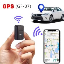 GPS Tracker Magnetic Anti-theft Smart Locator Voice Recorder Device