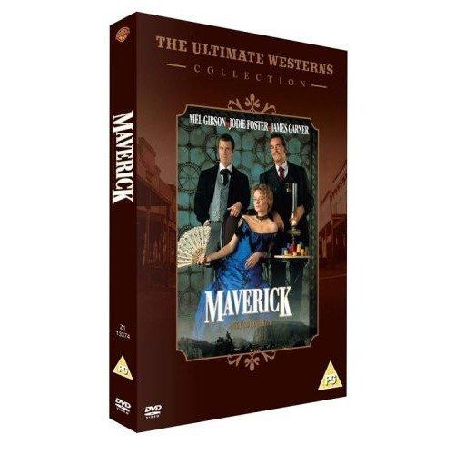 Maverick DVD [1998] - Used