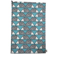 Scion Spike Set of 2 Tea Towels, Teal