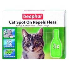 Beaphar Cat 12 Week Liquid Spot On