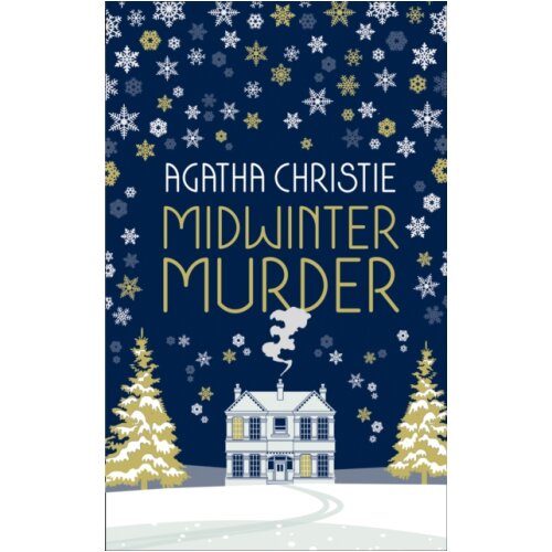 MIDWINTER MURDER Fireside Mysteries from the Queen of Crime by Christie & Agatha