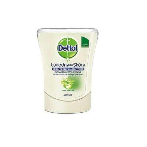 Dettol No Touch Antibacterial Aloe Vera Liquid Hand Wash 250ml
