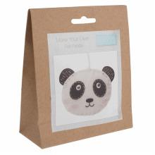 Felt Decoration Kit: Panda