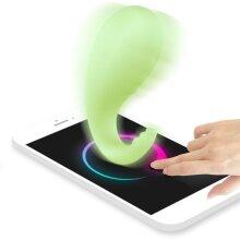 Monster Pub Smart Phone Bluetooth App Remote Control Vibrator Love Egg