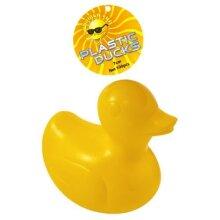 Henbrandt 100 Plastic Ducks 7Cm Yellow