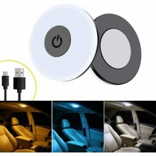 Car Ceiling Roof Dome Light Reading Light for Interior and Exterior