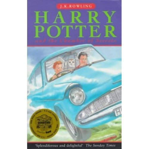 Harry Potter and the Chamber of Secrets | Book 2