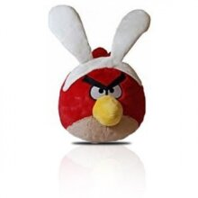 Angry Birds 20cm Easter Red Bird with No Sound