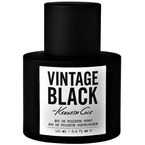 Kenneth Cole Vintage Black - 100ml Eau De Toilette Spray
