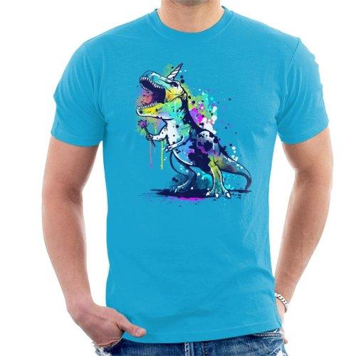 Unicornosaurus Rex Men's T-Shirt