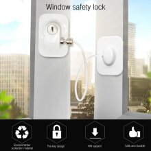 Self Adhesive Child Lock, Home Baby Protection Being Hurt Limiter