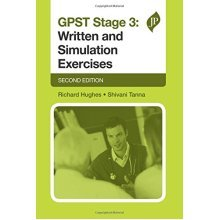 GPST Stage 3: Written and Simulation Exercises (Postgrad Exams) 2nd Edition - Used