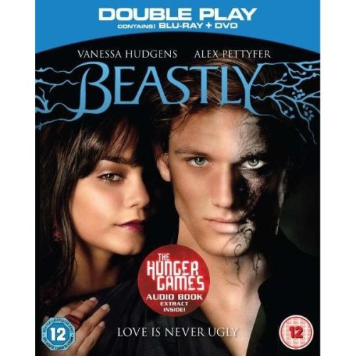 Beastly Blu-Ray + DVD [2011]