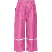Playshoes Rain Waterproofs Easy Fit Girl's Trousers Pink, 9-12 months (80cm)