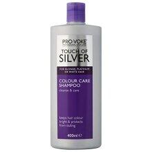 PRO:VOKE Touch of Silver Colour Care Shampoo 400 ml