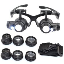 25X Magnifying Eye Glass Watch Repair Magnifier