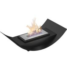 Freestanding biofireplaces BIOMISA MINI black with TÜV certified