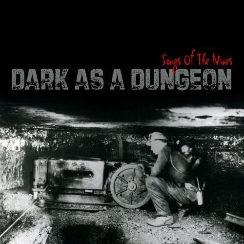 Dark As a Dungeon - Various [CD]
