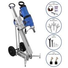 Diamond Core Drill / Precision Coring Drilling Motor 110V & Stand