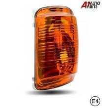 For Ford Transit Mk8 Amber Door Wing Mirror Indicator Lens Rh O/S Side E-Mark