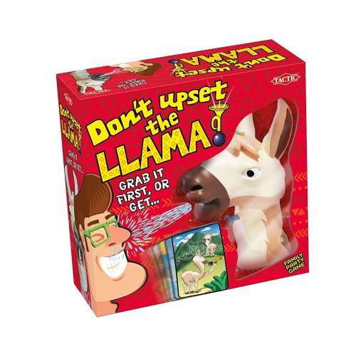 Don't Upset The Llama Game | Family Spotting Game