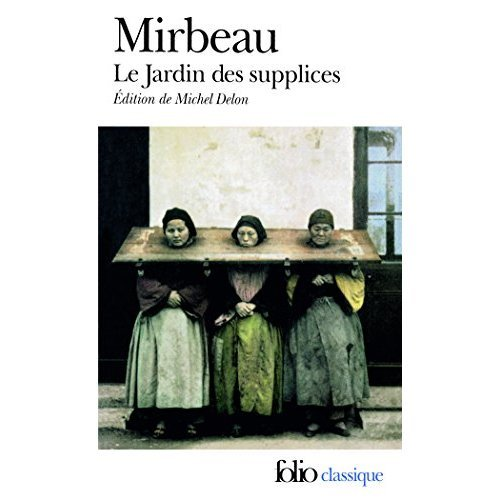 Le jardin des supplices (Folio (Gallimard))