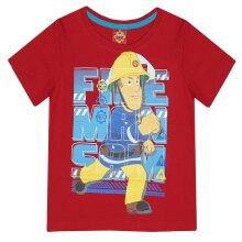 Fireman Sam Boys T-Shirt