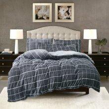 Luxury Teddy Fleece Soft Duvet Cover Bedding Set