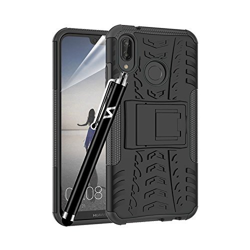 For Huawei P20 Lite Armour Shockproof Case Cover