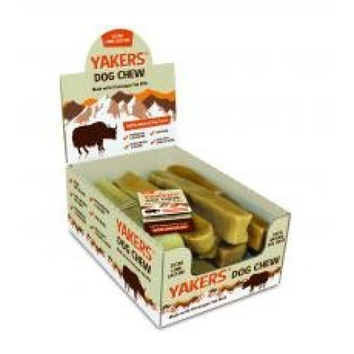 Yakers Dog Chew Small (Pack of 40)